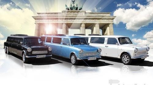 Große Erlebnis Stadtrundfahrt Berlin im Trabi-XXL