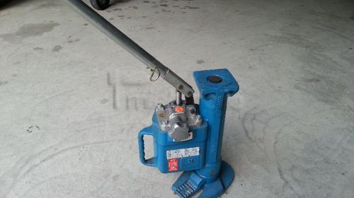Hydraulikheber LTJ 05 P  oder  Hubwagen 2.500 Kg
