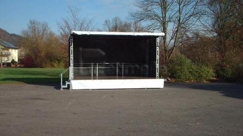 Veranstaltungsbühne, Event, mobile Bühne