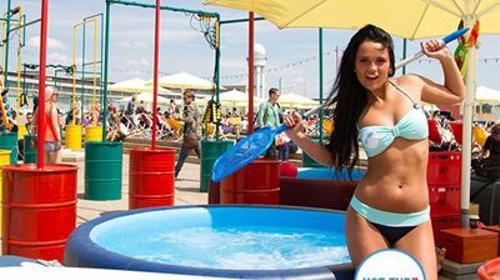 Whirlpool, Jacuzzi & Hot Tub mieten