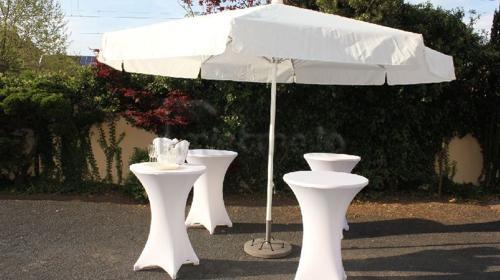 Sektempfang Schirmbar Classic für Ihre Hochzeit