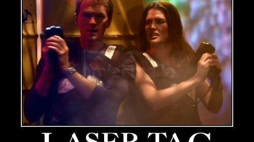 LaserTAG - Reallife Aktion für jung und alt!