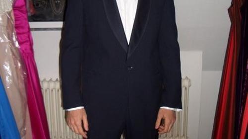 Anzug, Smoking, Dinner Jacke, Frack, Stresmannhose