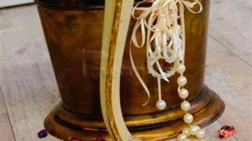 Vintage Dekorationen für Hochzeiten & Events