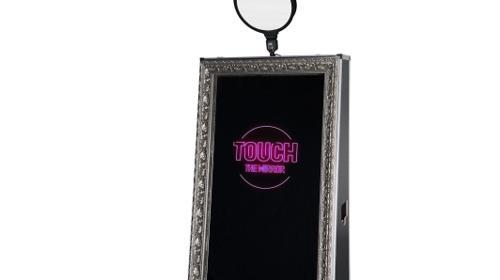 Fotospiegel Magic Mirror (Fotobox)