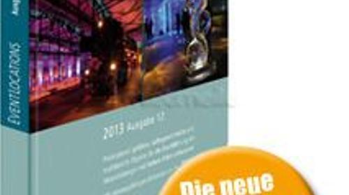 Katalog, Newsletter, Portal Eventlocations