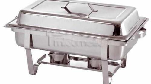 Chafing Dish, Speisenwärmer 1/1GN inkl. Lieferung*