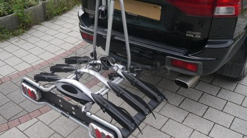 AHK Fahrradträger