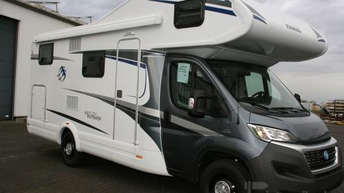 Knaus Sky Traveller 650 DG Alkoven Wohnmobil