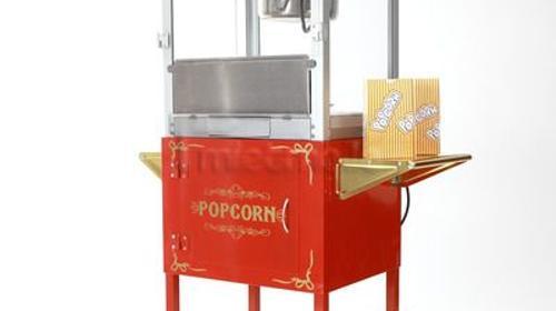 Nostalgie Popcornmaschine zu Vermieten ,