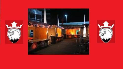 Weihnachtshütte Weihnachtsmarkthütte mieten