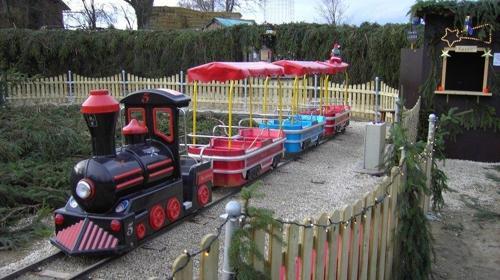 Kindereisenbahn / Eisenbahn / Nostalgieeisenbahn /