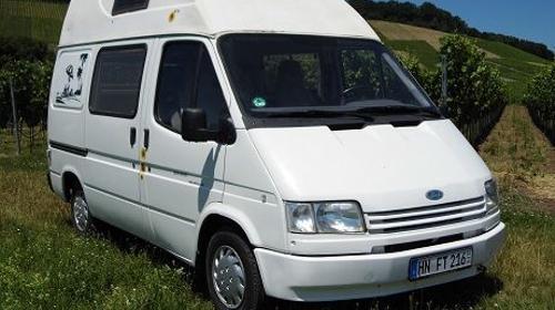 Reisemobil, Wohnmobil, Camping, Spaß haben