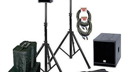 Aktiv Lautsprecher Set