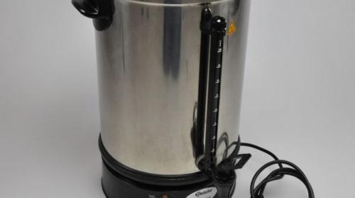 Rundfilter-Kaffemaschine / Kaffeekocher, 15 Liter