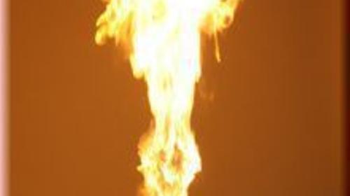 Flammenprojektor Flamenwerfer bis 3,5m