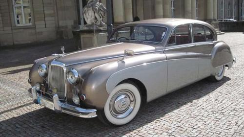 Jaguar MK IX 1959