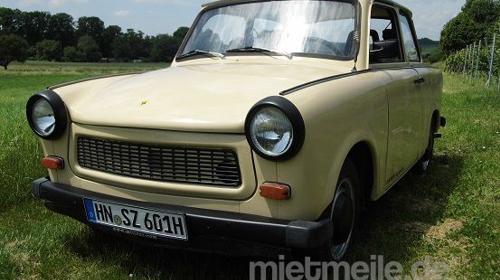 Trabant 601  Ostalgie pur! Oldtimer