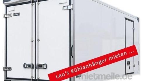 Mobiles Kühlhaus Bier Getränke Kühler Event Catering Festival Pythonleitung