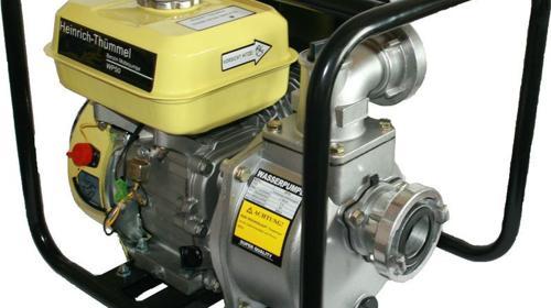 Benzin Wasserpumpe 36000l/h
