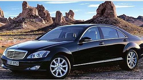 Die neue Mercedes S-Klasse