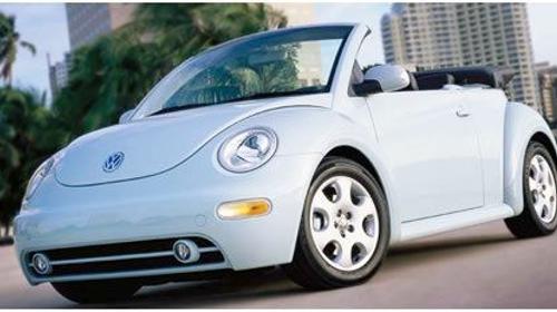 Volkswagen - Beetle Cabrio