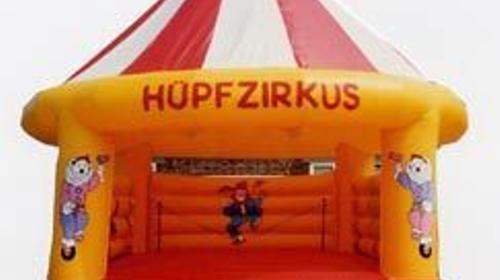 Hüpfburg, Hüpfzirkus, Kinderfest, Party