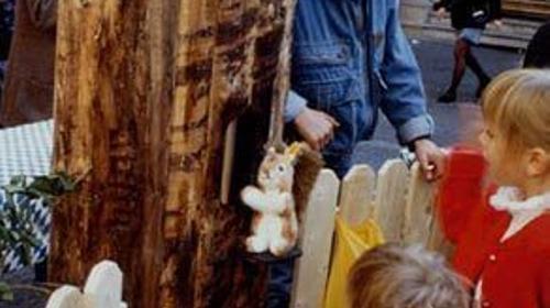 Eichhörnchenspiel, Kleinspielgeräte, Kinderfest