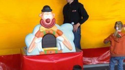 Mohrenkopfwurfmaschine, Kleinspielgeräte, Kinderfest