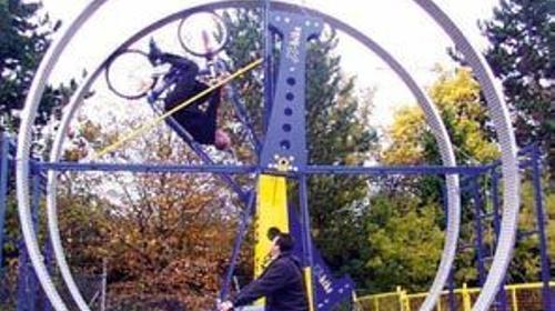 Bike Looping, Fahrrad