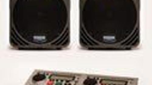 Tontechnik, Musikanlagen