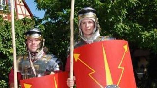 Römer, Kinderfest