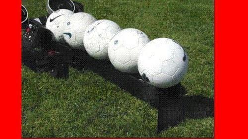 ballkanone, Ballmaschine, Abistreich Idee mieten