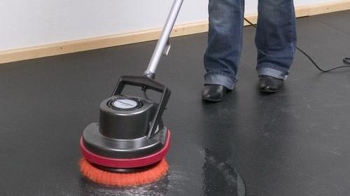 Reinigungsgerät für glatte Böden Ø 300 mm