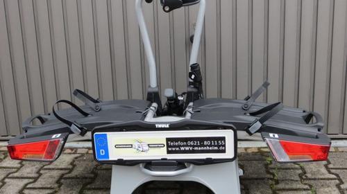 Fahrradträger für Anhängerkupplung zu vermieten