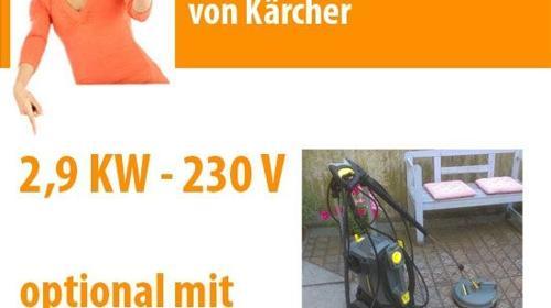 Kärcher profi Hochdruckreiniger HD 6/13