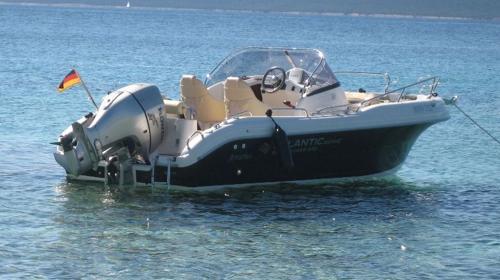 Bootsvermietung - Motorboot - mit Skipper - Neckar