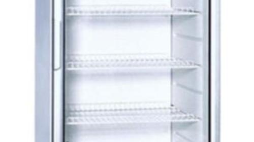 Flaschenkühlschrank / Kühlschrank 350l mit Glastür