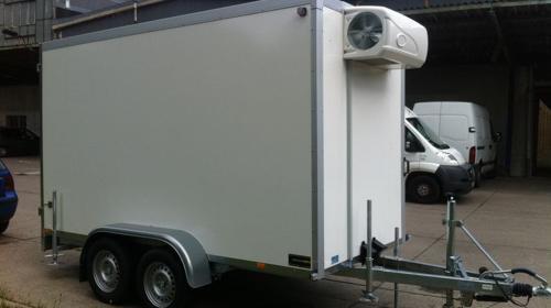 Kühlanhänger 60 eur Kühlwagen Berlin Anhänger