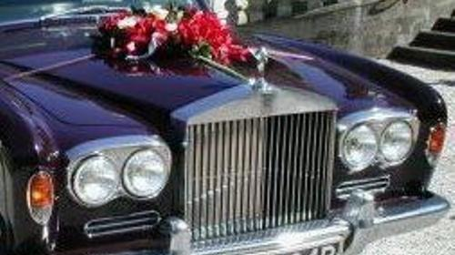 Rolls-Royce, heiraten wie die Queen
