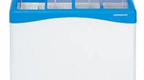 Gefriertruhe, Kühltruhe, 350l - rollbar
