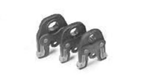 Pressbacken für Stahlrohr