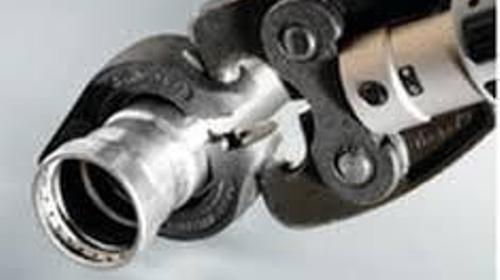 Pressringe für Stahlrohr