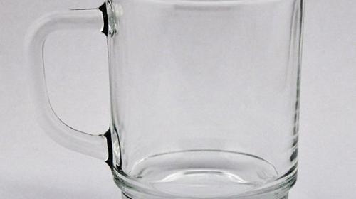 Glühweinglas / Glastasse / Tasse / Glühweintasse