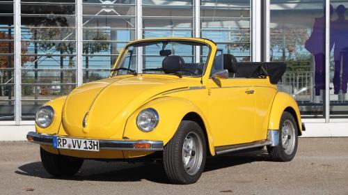 VW Käfer Kabrio mieten