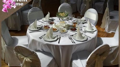 Tischdecken rund Ø 300 cm Versand deutschlandweit