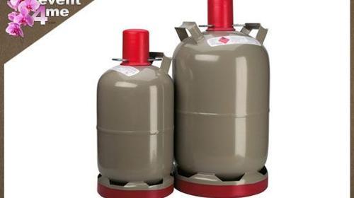 Gasflasche 5 kg inkl. Füllung, Propangas, Camping
