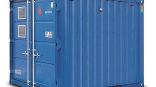WH 50 Trotec Heizcontainer / Ölheizer