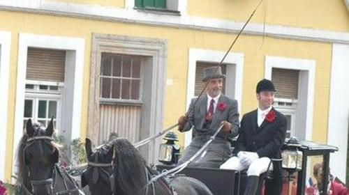 Hochzeitskutsche auf höchstem Niveau NRW u. Niedersachsen Neu jetzt auch Oldtimer als Cabrio