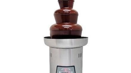 Schokobrunnen * Schokoladenbrunnen 4kg / 4 Etagen